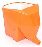 Сушилка для посуды и столовых приборов Слон Orange, фото 2