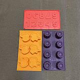 Силіконові форми для цукерок, фото 4