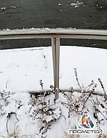 Огорожі без заповнення з нержавіючої сталі для адміністративних об'єктів, фото 1