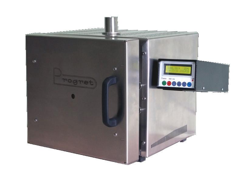 Муфельная печь МПМ- 02 (в комплекте с программным регулятором температуры ПР-04)
