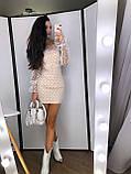 Платье женское вечернее нарядное новогоднее, фото 6