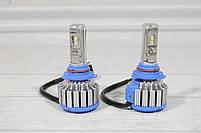 Автомобильные светодиодные лампы LED T1 HB4 с охлаждением и влагозащитой + ПОДАРОК!, фото 2