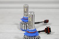 Автомобильные светодиодные лампы LED T1 HB4 с охлаждением и влагозащитой + ПОДАРОК!, фото 7