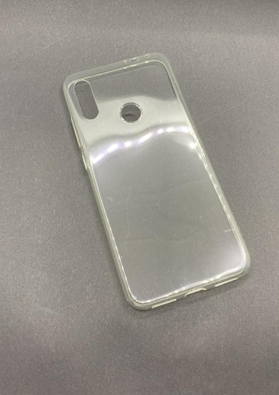 Чехол Xiaomi Redmi Note 7 прозрачный силиконовый / чохол прозорий