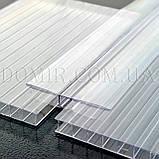 Комплектующие для поликарбоната, фото 5