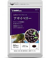 Ягоды асаи - волшебная таблетка для вашей молодости и красоты. на 90 дней Япония