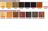 Кровать ТИС КАРМЕН (ПМ) 180*190/200 ясень, фото 2