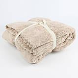 Набор полотенец подарочный для лица и тела микрофибра 140x70, 75x30см, фото 3