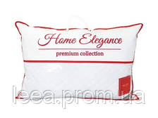 Подушка Leleka-Textile Premium Collection Medium 50x70 стеганая с чехлом