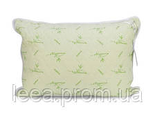 Подушка Бамбук Премиум Leleka-Textile 50x70 стеганая SKL53-239748