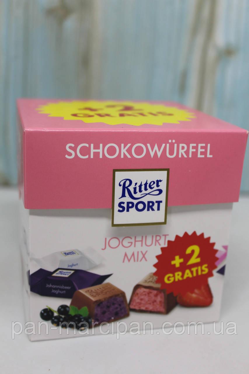 Шоколад Ritter Sport Joghurt Mix 192 г