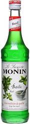 Сироп для кофе и коктейлей MONIN Монин Базилик 0,7л