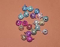 Бубенчик разноцветный 716  поштучно, фото 1
