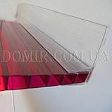 Комплектующие для поликарбоната, фото 7