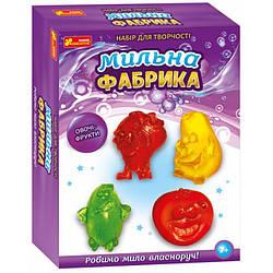 """Мыльная фабрика """"Овощи - фрукты"""" (У) 15100424"""