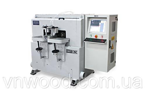 Верстат з ЧПУ для фрезерування овального шипа  DRT.CNC DINCMAK