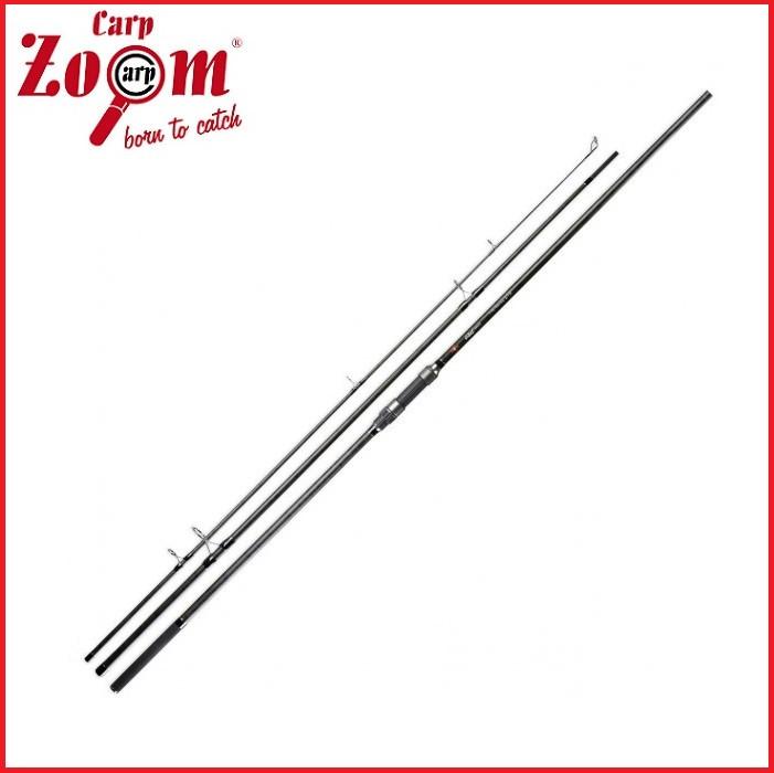 Карповое удилище Carp Zoom Camoupro Carp Rod 13ft длина 3,9м тест 3,5lbs