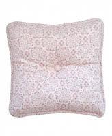 Подушка декоративна 35х35 Bella Рожевий вітраж SKL58-251940