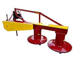 Косилка роторная для трактора КР-1.25    (Володар)