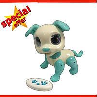 Интерактивная собачка, игрушка на радиоуправлении Junfa Toys свет, звук от Junfa Toys