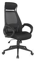 Кресло офисное для руководителя BRIZ черный, фото 1