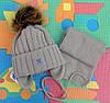 Модная зимняя шапочка на флисе Agbo . Польша, фото 2