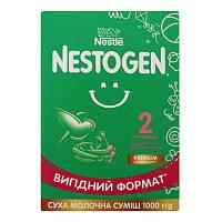 Смесь молочная сухая Nestle Nestogen (Нестле Нестожен) 2, 1000 г 1000126