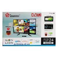 """Телевизор LED 24""""/60cm 24LN 4100D DVB T2 ( DOMATEC )"""