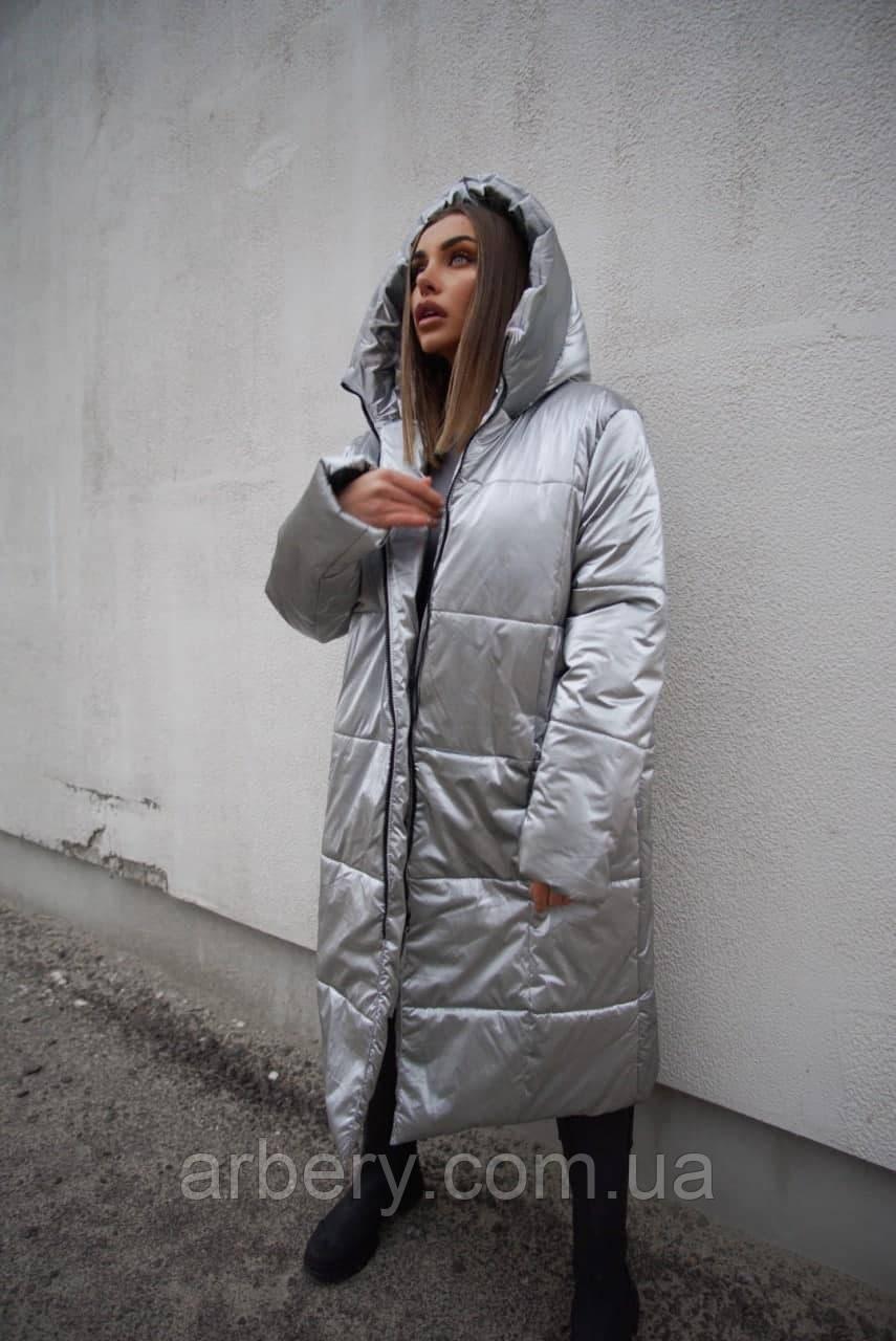 Женское зимнее водоотталкивающее пальто