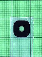 Стекло камеры Nomi i189 черное Оригинал