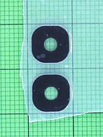 Стекло камеры Nomi i2401 черное Оригинал