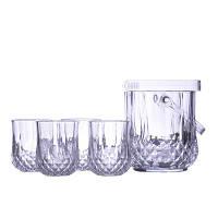 Набір 4 склянки і ледніце SKL11-209408