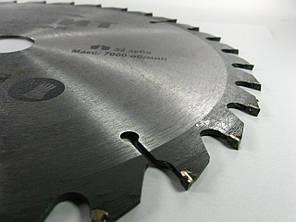 Диск пильный торцовочной пилы 255х30 мм 32 зуба, фото 2