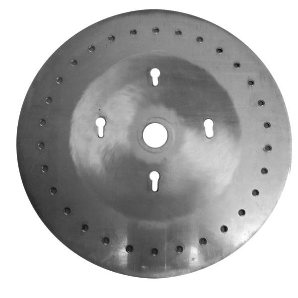 Диск аппарата высевающего УПС (d=3,0; 40 отв.) (подсолнечник, дражированная свекла) (509.046.4005-01)