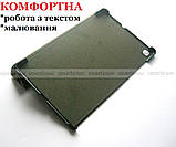 Класичний захисний чорний чохол для Samsung Galaxy Tab S6 Lite 10.4 (Ivanaks Tri Fold black), фото 5