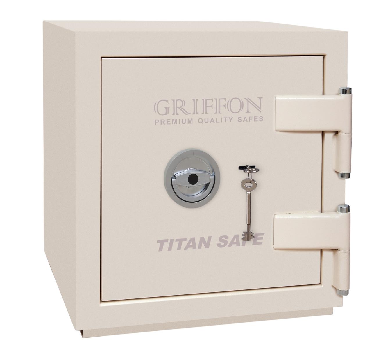 Огнезломостойкий сейф GRIFFON CL.II.50.K Cream кремовый (Украина)