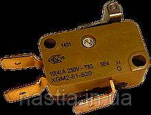 NE05.052 Мікроперемикач(руки розливу), X6M2-81-520, SG500