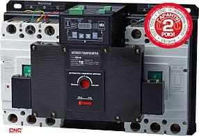 Автоматический ввод резерва 16-125А, 3Р, 380В, 30кА, CNC