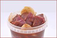 Мясо для шашлыка в маринаде Барбекю