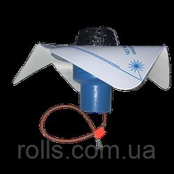 Kragen-Gully PVC Кровельная воронка теплоизолированная DN150 с ПВХ полотном, с подогревом 230В