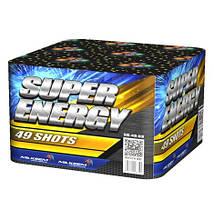 Салют салютная установка SUPER ENERGY SB49-03 49 выстрелов