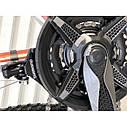 Спортивный велосипед салатовый ТopRider 26 дюймов 21скорость алюминиевая рама 17 детям с 14 лет рост от 160 см, фото 2