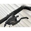Спортивный велосипед салатовый ТopRider 26 дюймов 21скорость алюминиевая рама 17 детям с 14 лет рост от 160 см, фото 4