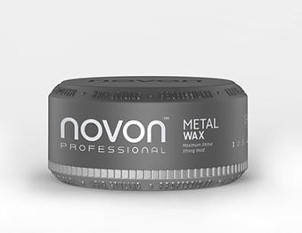 Помада для волос Novon Metal Wax 150 мл