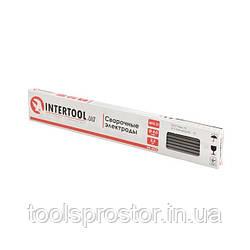Електроди зварювальні, Ø 4 мм, уп. 2,5 кг. INTERTOOL EW-0425
