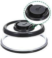 Вакуумная крышка с диаметром 19 см Vacuum Food Sealer, фото 1