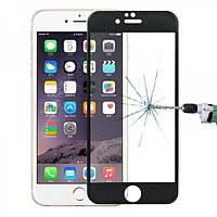 Защитное стекло 3D AndSer Full Glue на iPhone 7 Plus / 8 Plus цвет Черный