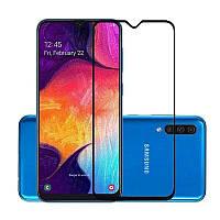 Защитное стекло 3D AndSer Full Glue на Samsung Galaxy A30s / A50 / A50s, фото 1