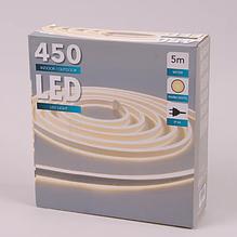 Шнур неоновый теплый свет 450 диодов 5 м. 45068 (FL000049)