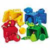 """Обучающий набор для малышей """"Цветные боксы"""" Lakeshore, фото 2"""